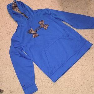 Under Armour Jackets & Coats - Under armour sweatshirt